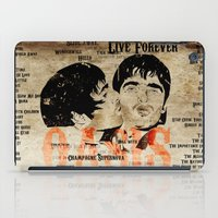 oasis iPad Cases featuring Oasis by Colo Design