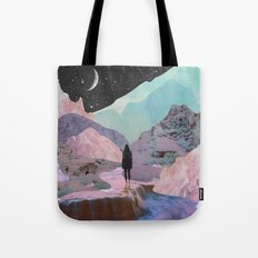 The Mountains of Lemuria Tote Bag