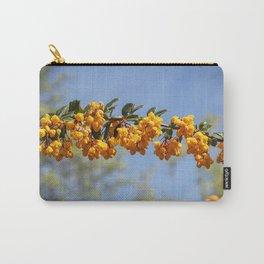 Berberis Blossom Carry-All Pouch