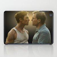 true detective iPad Cases featuring True Detective Artwork by Kieran Jordan