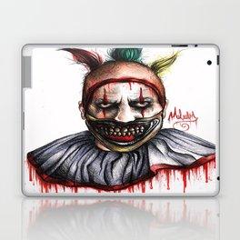 TWISTY THE CLOWN Laptop & iPad Skin