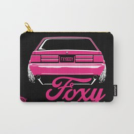 Foxy Body Pink Carry-All Pouch