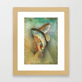 Truchos Framed Art Print