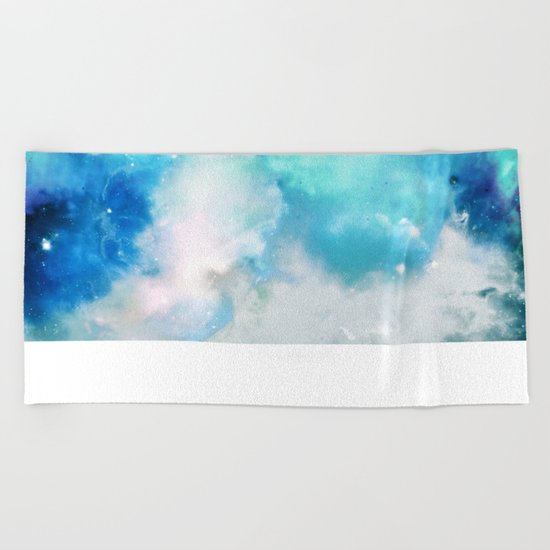 γ Gatria Beach Towel