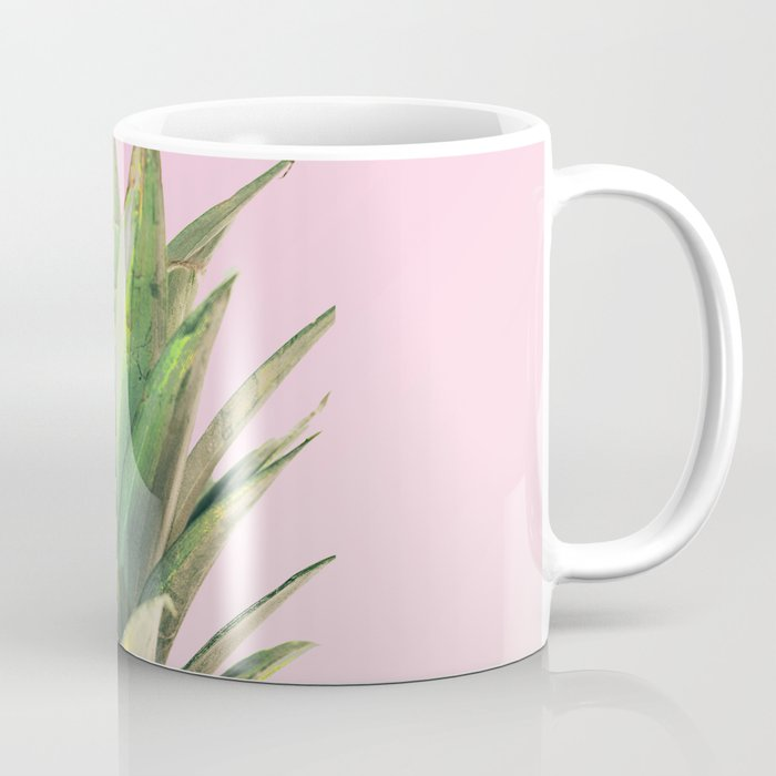 Pineapple Pink Coffee Mug