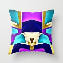RHONDA JOHNSON Throw Pillow