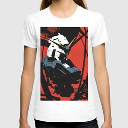 Gundam Rx-93 headbust T-shirt