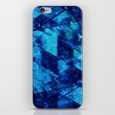 Abstract Geometric Background #23 iPhone Skin