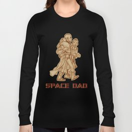 Yondu, Peter & Kraglin Long Sleeve T-shirt