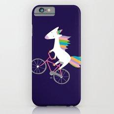 bike unicorn  Slim Case iPhone 6