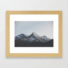 Himalayas XI Framed Art Print