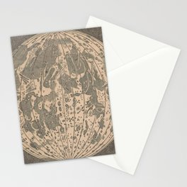 Antique Moon Stationery Cards