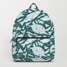 Spirit Animals Water - Dolphin - Fish - Turtle Backpack