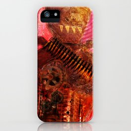 Robots Will Destroy Us All iPhone Case