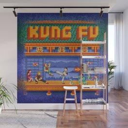 Fu Kung Wall Mural
