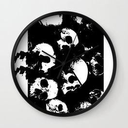 BOWERY // VELOCITY Wall Clock