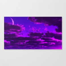 Caleston Canvas Print