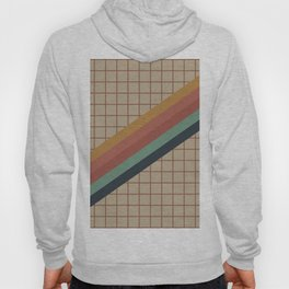 Old Video Cassette Palette Hoody