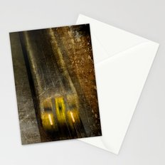 The Train ..... Stationery Cards