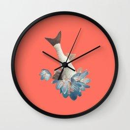 Call Vida Wall Clock