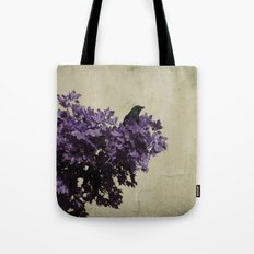 Crow's View Tote Bag