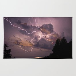 Storm is Coming Rug