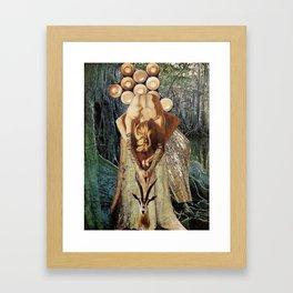 Maris Framed Art Print