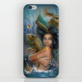 SunQueen Goddess iPhone Skin