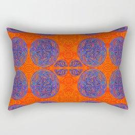Celtic Knot Work Rectangular Pillow