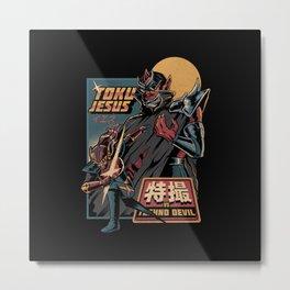 TokuJesus Metal Print