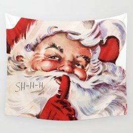 Santa20151101 Wall Tapestry