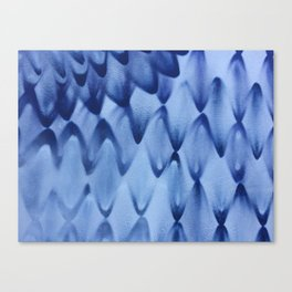 Good vibrations Canvas Print