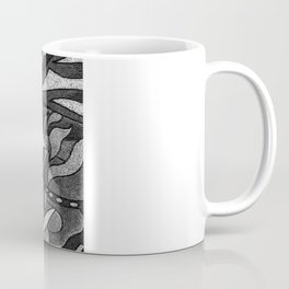 Christianity Themed Butterfly Art Coffee Mug