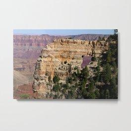Angel's Window At Cape Royal Grand Canyon Metal Print
