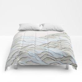 Mountain Madness, No. 1 Comforters