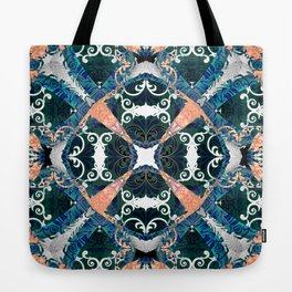 Spacious Time, Never Ask Why Tote Bag