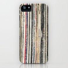 RECORDS Slim Case iPhone SE