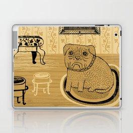 Princess. French bullmastiff Laptop & iPad Skin