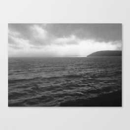 Carmarthen Bay vision Canvas Print