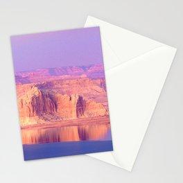 Lake Powell Sunset Stationery Cards