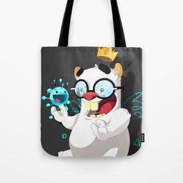 Byran Monster 1 Tote Bag