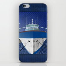 Motor Yacht iPhone & iPod Skin