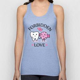 Forbidden Love Unisex Tank Top