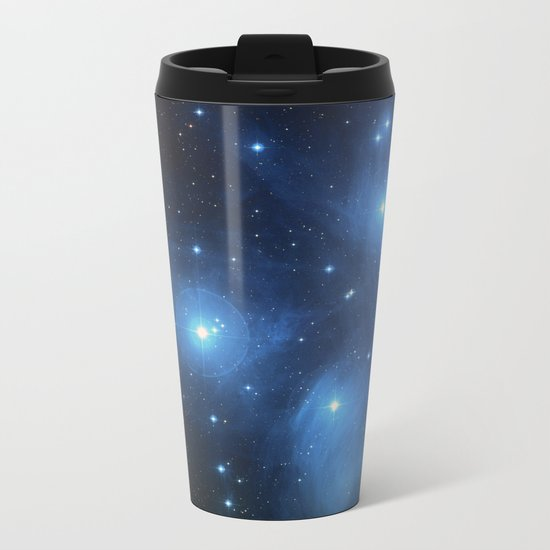 Star Struck - Pleiades Metal Travel Mug