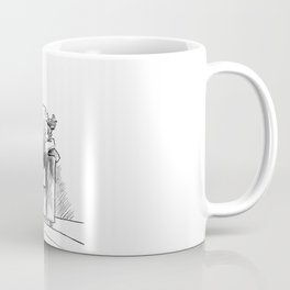 bob and frank's couch capsule Coffee Mug