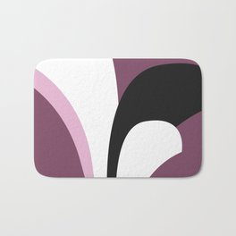 Berry Abstract #red #berries #darkred #home #decor #buyart #kirovair #fall #autumn Bath Mat
