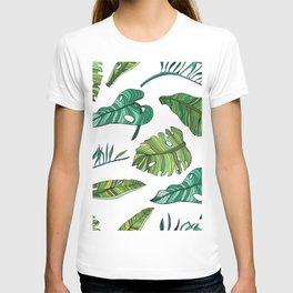 BANAN LEAVES T-shirt