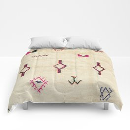 A39 Original Traditional Anthropologie Moroccan Texture. Comforters