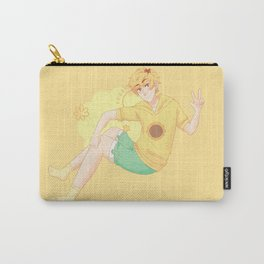 Hideyoshi Nagachika - Sunflower Carry-All Pouch