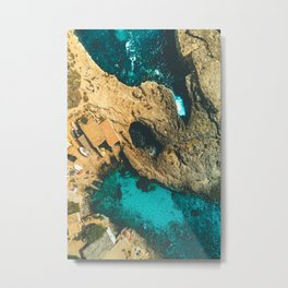 Swimming Hole Metal Print